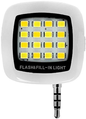 16 led selfie flash
