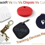 Which Is Better, TrackR Vs Tile Vs Chipolo Vs CubeTracking Devices