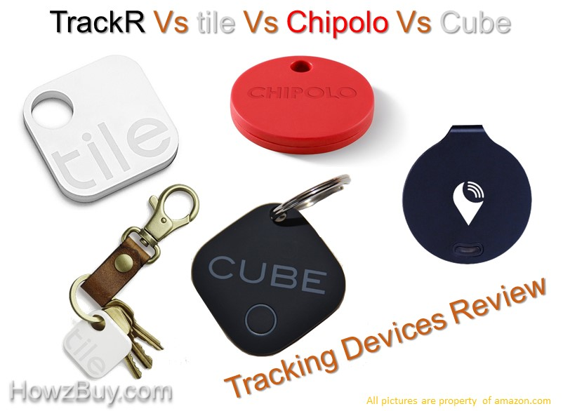 Tracker Vs Tile Vs Chipolo Vs Cube Best Bluetooth Tracker 2018