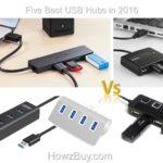 Five Best USB Hubs in 2016