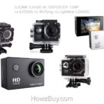 SJCAM SJ4000 Vs DBPOWER 12MP vs EX5000 vs VicTsing vs Lightdow LD4000 compare & review
