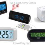 Top 5 Best Alarm Clock 2016