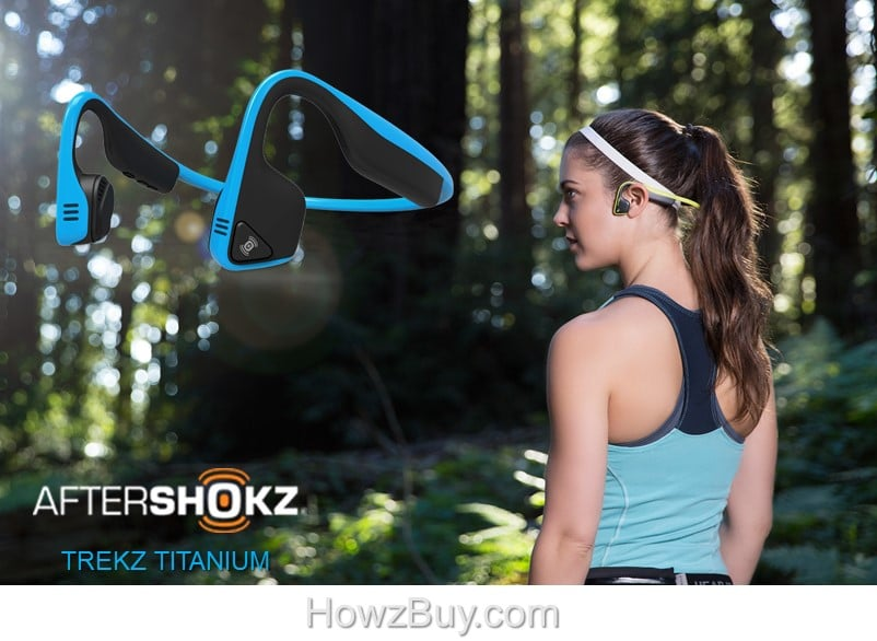 Aftershokz AS600SG Trekz Titanium Wireless Headphones Review
