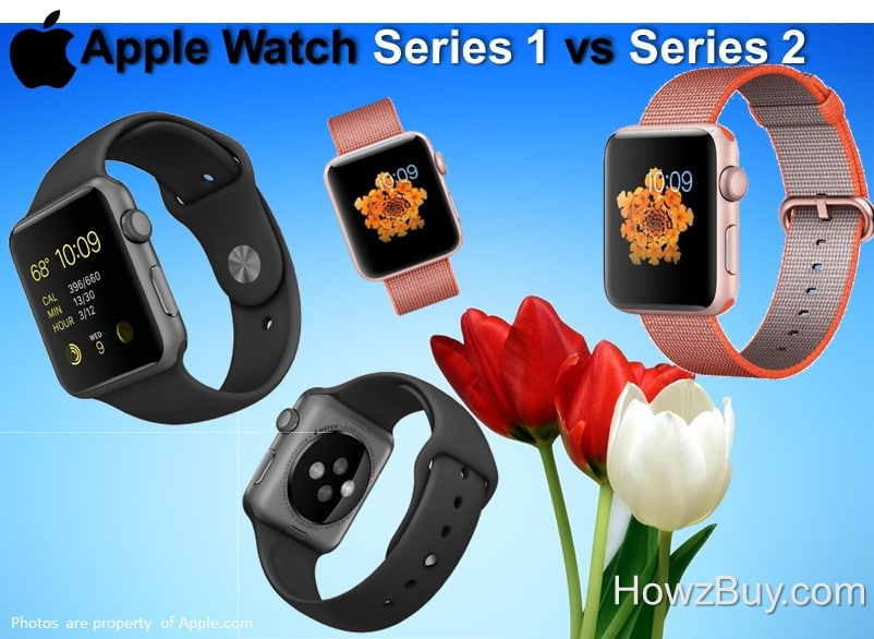 Apple Watch S1 vs S2 Difference