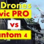 DJI Mavic Pro vs DJI Phantom 4 Drones Simplified Review