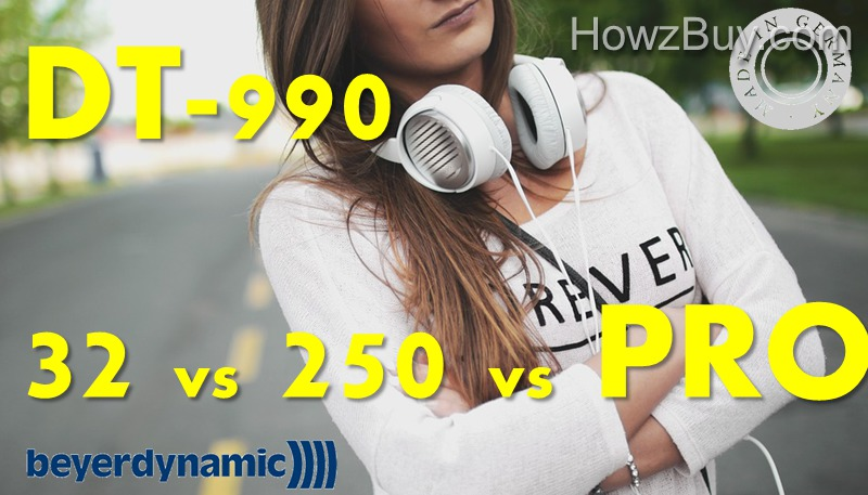 Beyerdynamic DT 990 Pro vs Premium Headphones Review & Comparison