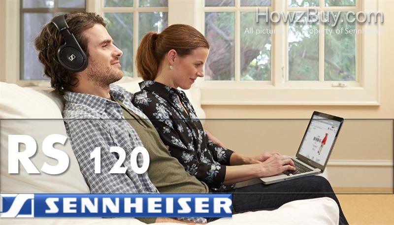 Sennheiser RS 120 Review