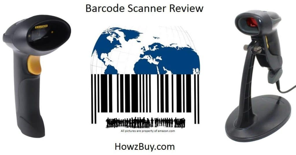 Wireless Barcode Scanner Reviews
