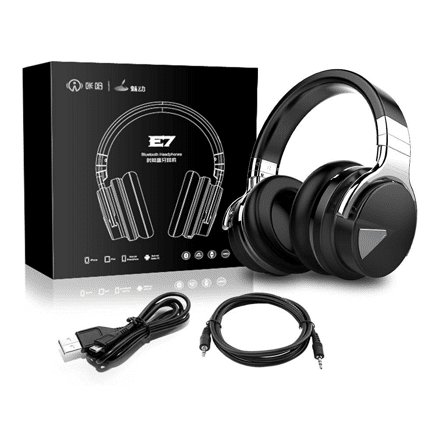 Cowin E7 ANC Headphones Review