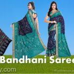 Indian-traditional-Bandhani-Saree-Buying-Online