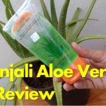 Patanjali Aloe Vera Organic Gel Review