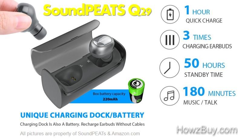 Soundpeats Q29 Review