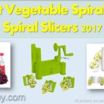 Best Vegetable Spiralizer To Buy In 2017