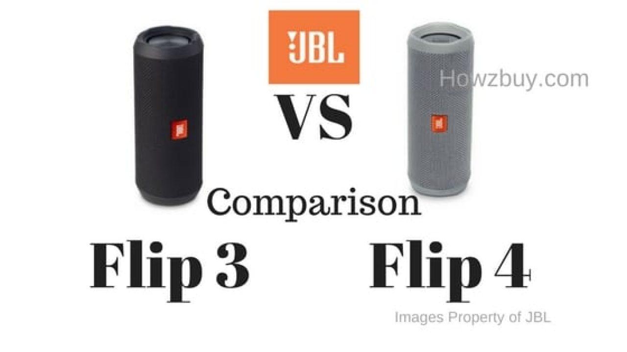 Jbl Flip 3 Vs Flip 4 Review Worth Upgrade To Flip 4 In 2019