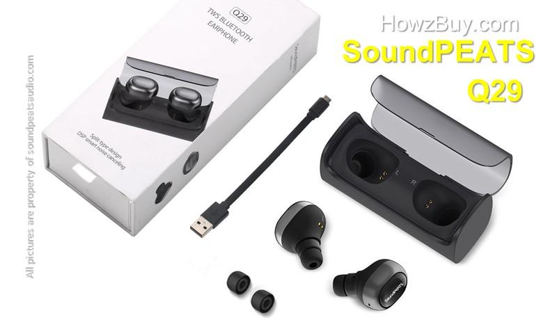 Soundpeats Q29 best buy offer