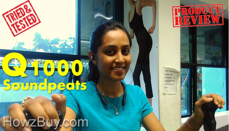 Soundpeats Bluetooth earbuds Q1000 Review tested