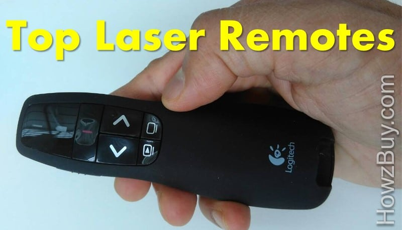 Top Laser Presentation Remotes for Powerpoint