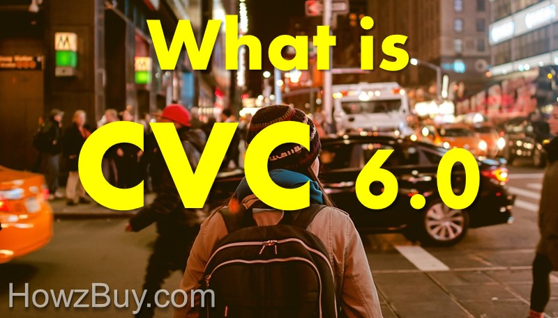 What is CVC 6.0 Noise Cancelling Technology