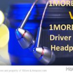 1MORE Triple Driver VS 1MORE Quad Driver  In-Ear Headphones