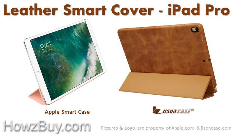 Best Leather Smart Cover for iPad Pro (Compared with Apple original)