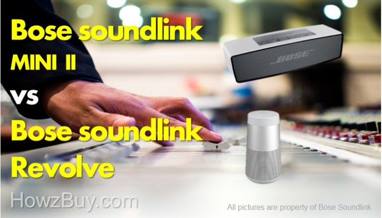 Bose Soundlink Mini Ii Vs Revolve Review Compare