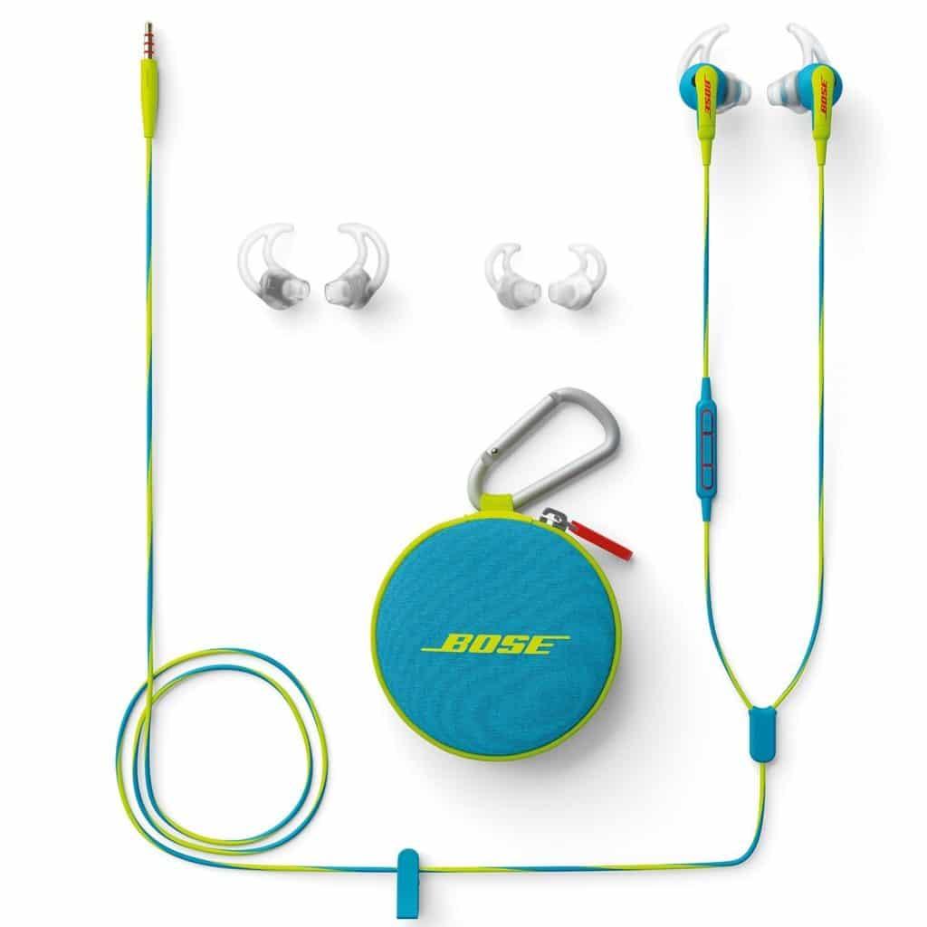 Bose Soundsport In ear Headphones Accessories
