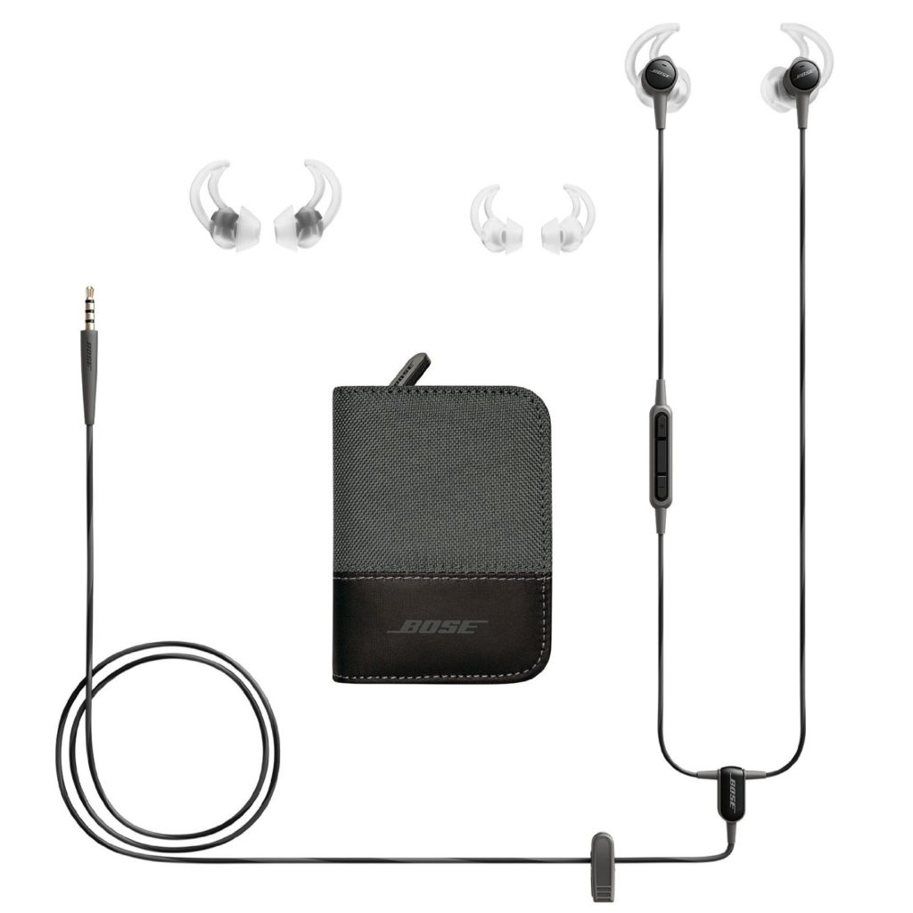 Bose Soundtrue Ultra In ear Headphones Accessories