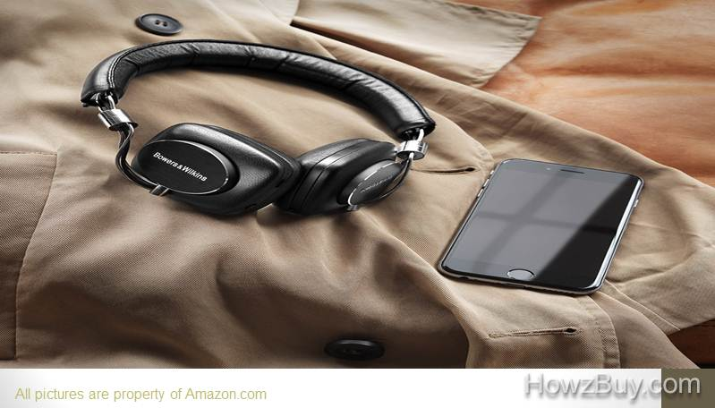 Bowers & Wilkins P5 Wireless Headphone review