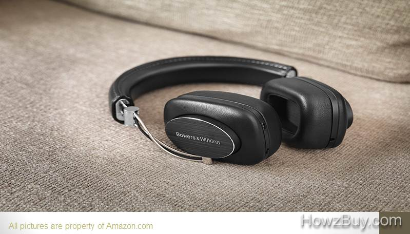 Bowers & Wilkins P7 Headphone review