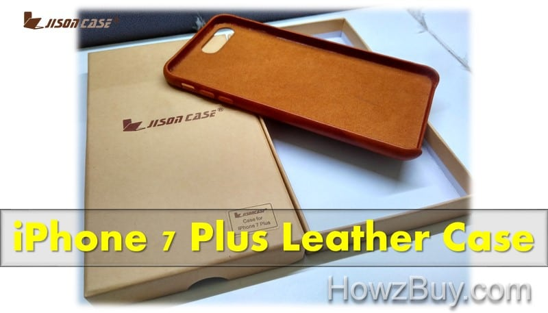 Best Leather Case for iPhone 7 Plus