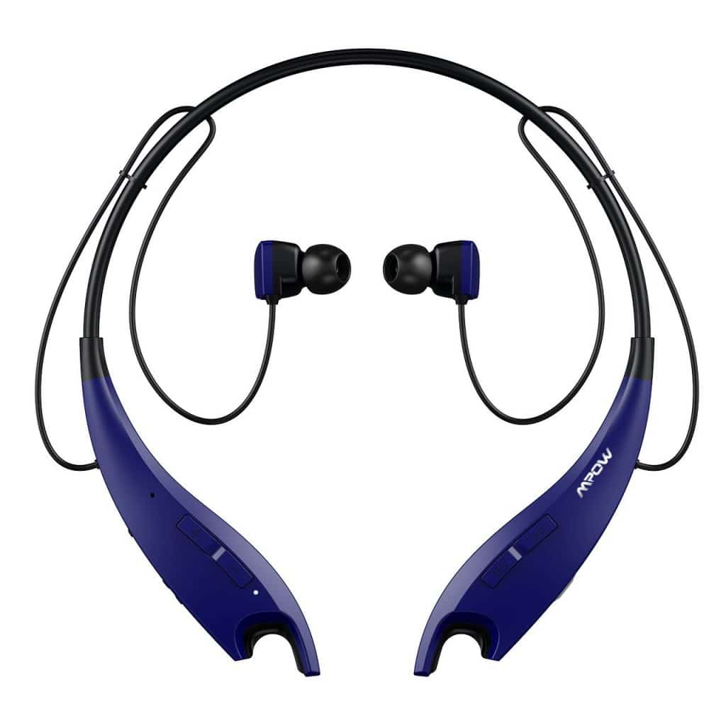 Mpow Jaws Gen-4 Bluetooth Headphones