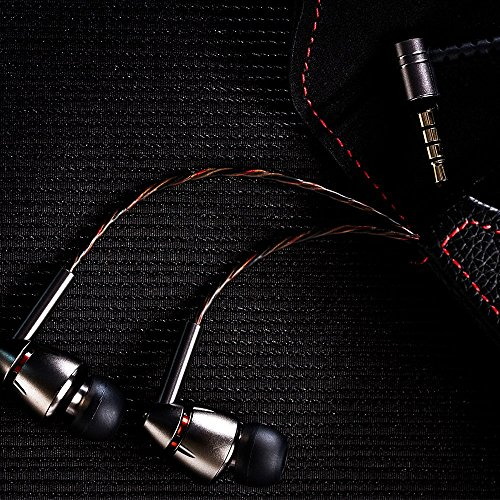 Quad Driver In-Ear Headphones review