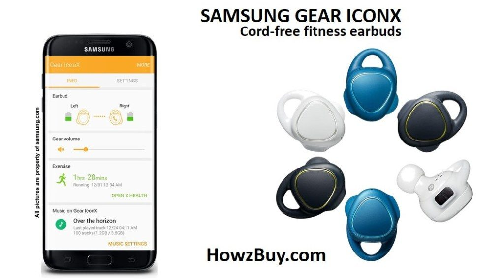 Samsung Gear IconX Best Headphone - Overall