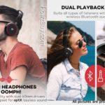 TaoTronics-TT-BH20-VS-Mpow-M3-wireless bluetooth-wireless-bluetooth-headphones-battery life-review-Wireless Headphones