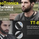 TaoTronics TT-BH18-TaoTronics-TT-BH18-wireless-bluetooth-headphone-wireless headphone-battery life-review-earbud-neckband-waterproof-best-best seller-amazon