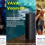 Vava Voom 20 review-wireless-bluetooth-wireless speaker-battery life-review-bluetooth speaker-waterproof-best-best seller-amazon