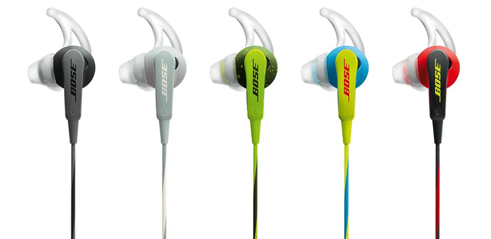bose SoundSport colors