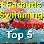 Best waterproof earphones for swimming
