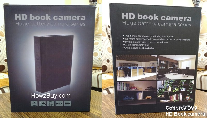 Conbrov DV9-Conbrov-DV9-HD-Book-Camera-Review-spy camera-hidden camera-security camera-book camera