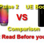 JBL Pulse 2 vs Ultimate Ears Boom 2 which Speaker should I Buy?