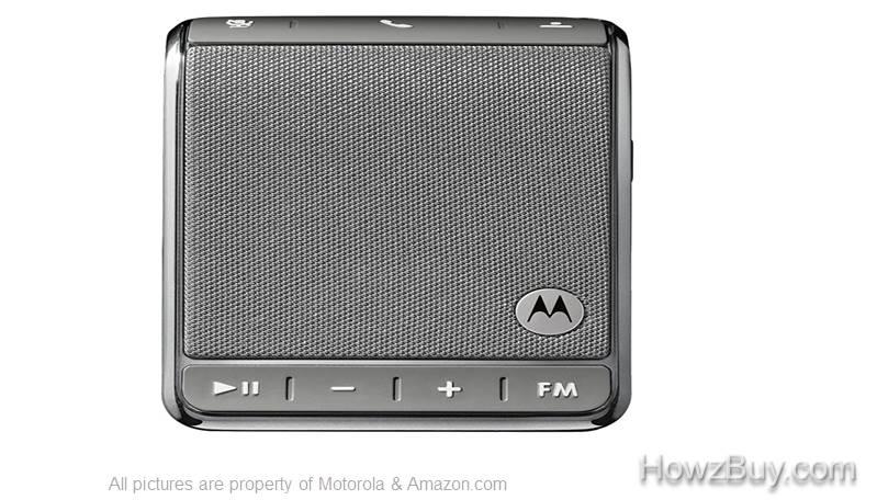 Motorola 2 Bluetooth In-Car Speakerphone -