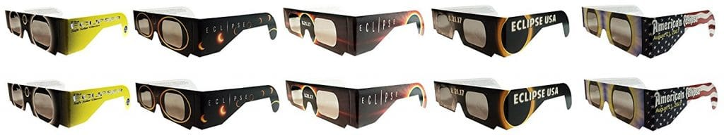 Solar eclipse glasses best