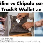 Tile Slim vs Chipolo card vs TrackR Wallet 2.0 wallet finder comparison