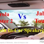 Motorola Roadster 2 Vs Jabra Tour Bluetooth In-Car Speakerphone Comparison