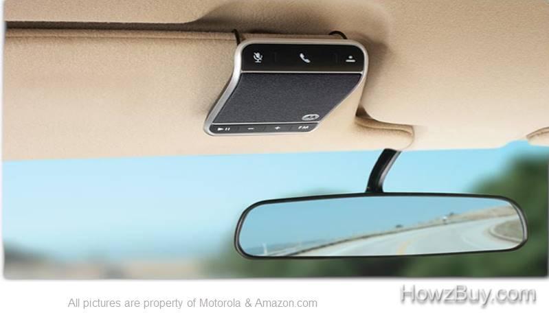 motorola2 in car speakerphone
