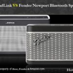 Bose SoundLink VS Fender Newport Bluetooth Speaker III