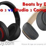 Beats by Dr. Dre Studio 3 vs Studio 2 Comparison