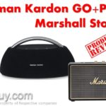 Bose SoundLink Revolve vs Harman Kardon GO+PLAY vs Marshall Stockwell Compare & Review