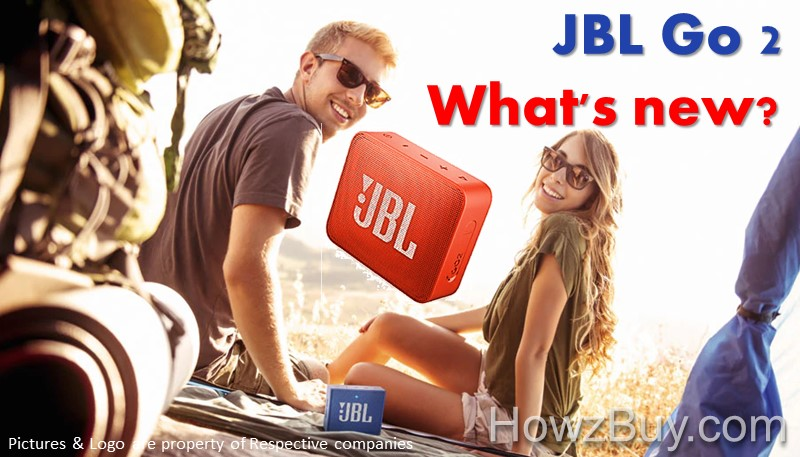 JBL Go 2 vs Go upgrade what's new