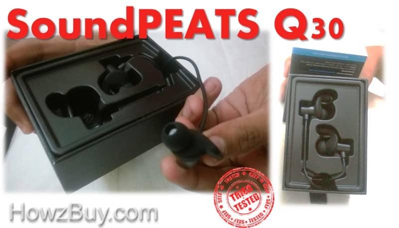 SoundPEATS Q30 Wireless Headphones Surprise below $30 mark